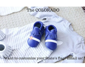 COLORADO Moccasins