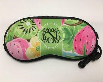 Eyeglass Case | Sunglasses Case | Monogrammed | Personalized Gift | eyeglass holder | eyeglasses case