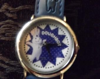 Pillsbury doughboy wrist watch