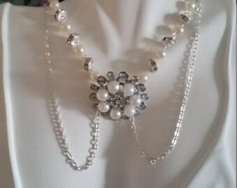 Victorian Bridal Collar