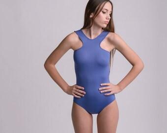 CROSS NAVY BLUE bodysuit