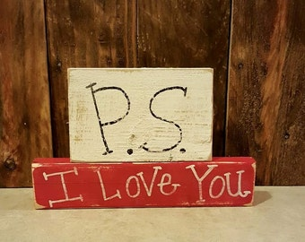 Valentines PS I Love You
