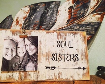 Friend Picture Frame Etsy