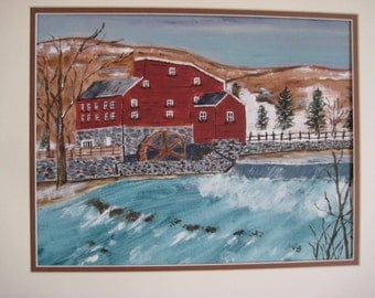 The Red Mill at Clinton, NJ