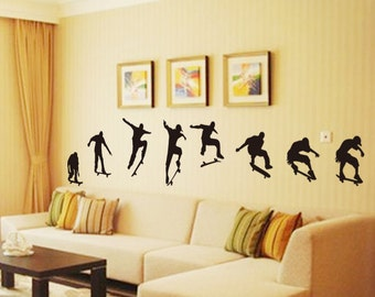 Wall Decal,Wall Sticker, Living Room Wall Sticker, Bed Room Wall Decal,
