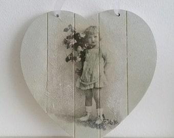 The Girl Vintage Heart