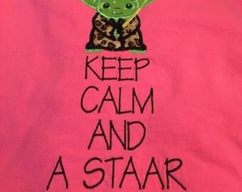 STAAR Teacher Shirt