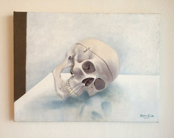 Stillife - skull