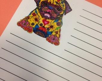 Pug Paper