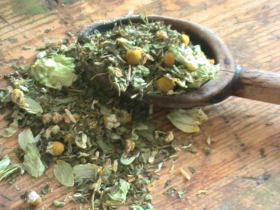 DreamAlice — Absurdi-TEA; Loose Leaf Herbal Tea