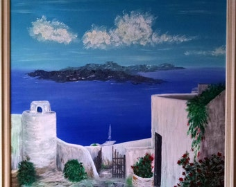 Santorini, Greece II