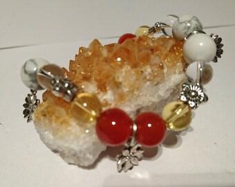 Abundance of positivity bracelet