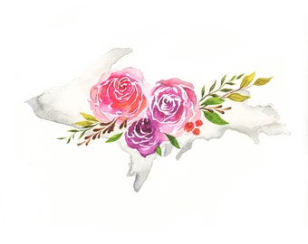 Blossoming U.P.