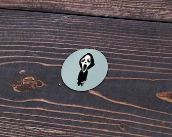 Scream Ghostface Halloween Vinyl Sticker Pack!