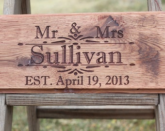 Wood Sign, Laser engraved Sign, Family sign, Home sign, Gift for, gift for her, Wedding gift, House warming, Custom engraving, personalized