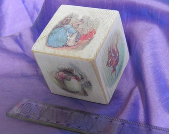 Beatrix Potter Cube. Collectible, story telling