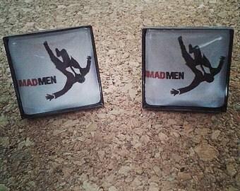 Mad Men cufflinks