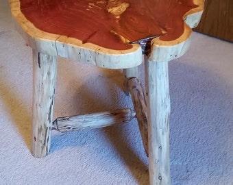 Cedar Bench or Side Table