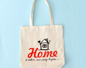 Customized Tote Bags Contain 20 pcs