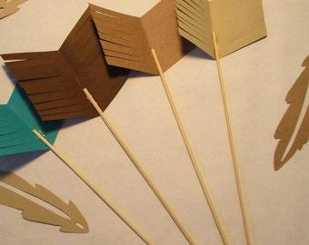 Arrow BBQ Skewers (set of 10)