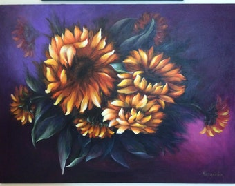 Sunflowers fantasy flowers