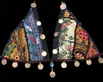 Kuchi Tribal Small Bra