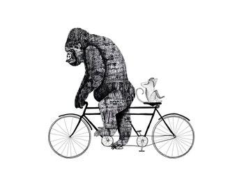 Gorilla Tandem