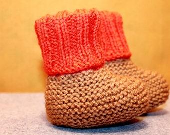 Baby Booties, Crochet Baby BootiesBaby Boots