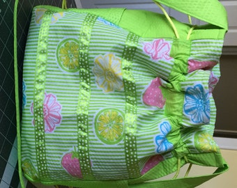 Concealed Carry Crossbody Bright Springy Purse (Product #EAS1-16)