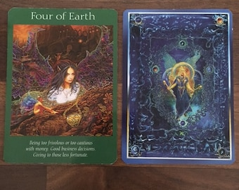 2 Card Angel Card Reading