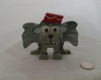 Wizard of Oz Flying Monkey Wooden figure