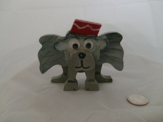 Wizard of Oz Flying Monkey Wooden figure