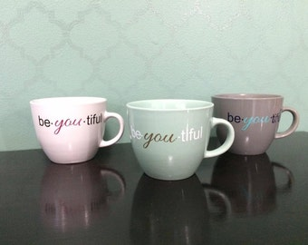 16oz be-you-tiful mug