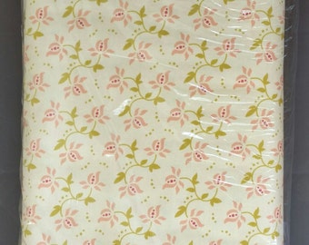 FREE SPIRIT fabric FRESHCUT Heather Bailey collection plate 10 yrd/9.10 m in 110 cm cotton