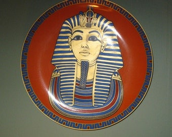 TUT-ANKH-AMUN Collection plate