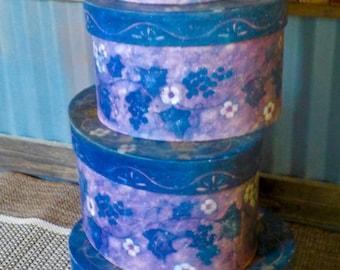 Boutique Hat Boxes