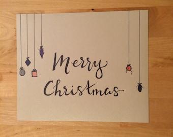 Greeting Card - Seasonal