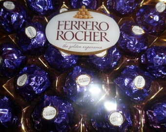 Purple Ferrero Rocher