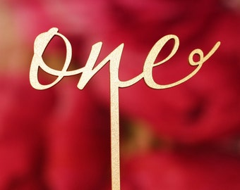 """Wedding Numbers 12""""-Golden Table Numbers-Gold Wedding Numbers-Freestanding Wedding Number-Freestanding with base"""