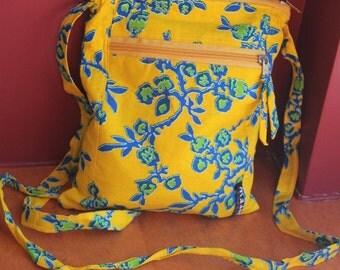Ghana Print - Shoulder Bag