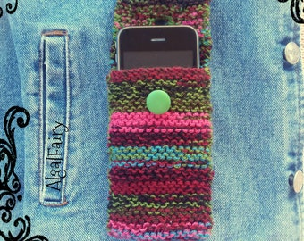 Knitted Cellphone Case
