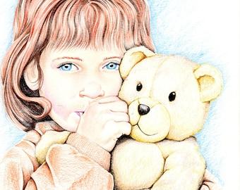 Blue Eyed Innocence
