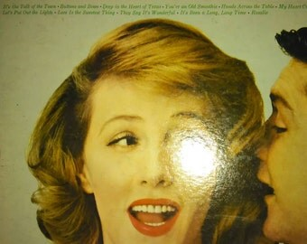 Ray Connif. It's the talk of the town vintage vinyl record.