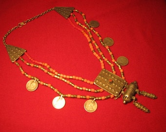 British East Africa vintage coin Jewelry