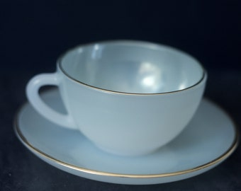 Vintage Acropal Cup and Saucer