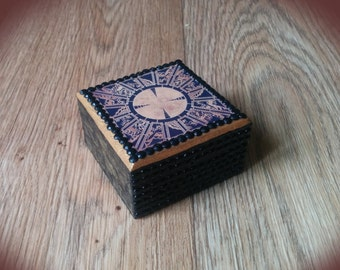 Hellraiser Lament Configuration wooden trinket box