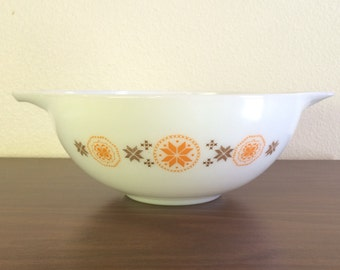 Pyrex Town & Country Large Ciderella Mixing Bowl #444