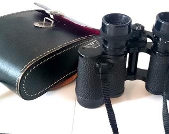 Vintage binoculars Dr. Hans Hensoldt KG Wetzlar, Germany, collector