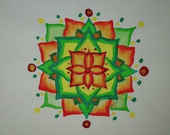 Passion Mandala