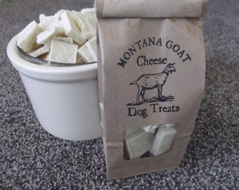 Montana Goats: Gourmet Cheese Dog Treats